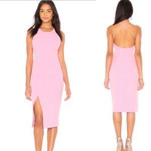 NEW Bardot Halter Midi Dress